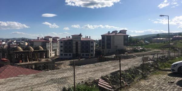 ALİ ACAR İNŞ / KARS,  366 Konut Projesi