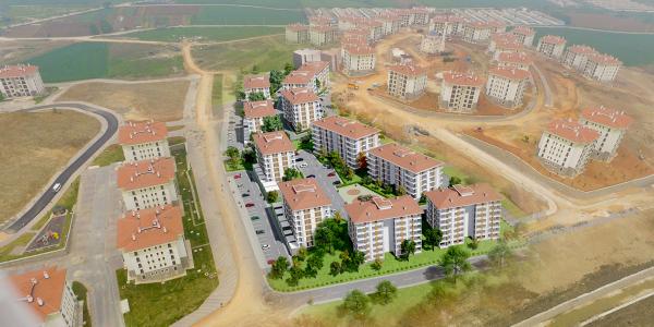 ALFEN İNŞAAT / Bursa, Nilüfer 246 Konut Projesi